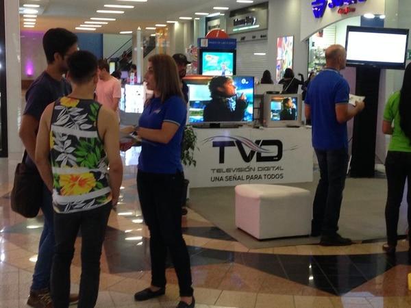 El Viceministerio de Telecomunicaciones había impulsado una campaña de divulgación de televisión digital que se vio interrumpida con el recorte al presupuesto del 2017.