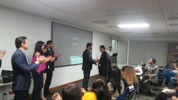 El evento se efectuó este 4 de noviembre en la Cámara Costarricense de la Construcción, en Tibás. (Yo Emprendedor para EF).
