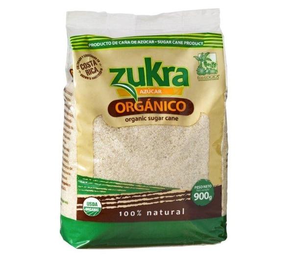 El nuevo producto Zukra Orgánico se vende desde la semana anterior en el país
