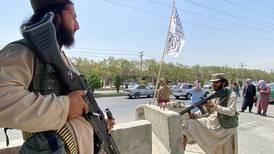Afganistán evidenció una derrota predecible... y amarga