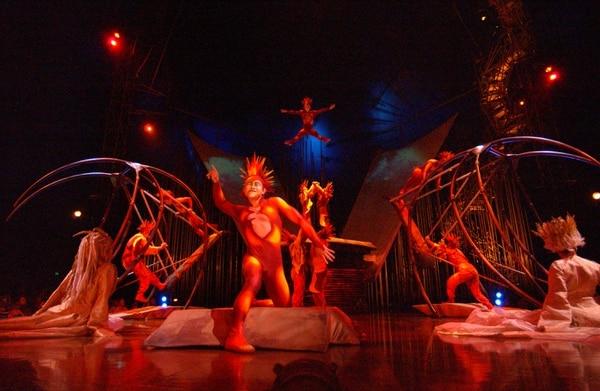 Cirque du Soleil - Espectáculo Varekai