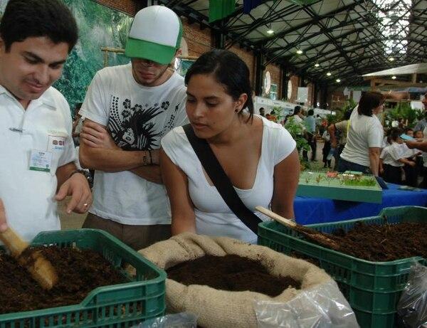 Miles de empresarios y jóvenes emprendedores se acercaron a la Expo Pyme en pasadas ediciones.