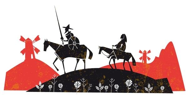 Don Quijote es el Ingenioso Hidalgo, en tanto que Donald Trump es el Caballero de la Triste Ignorancia.