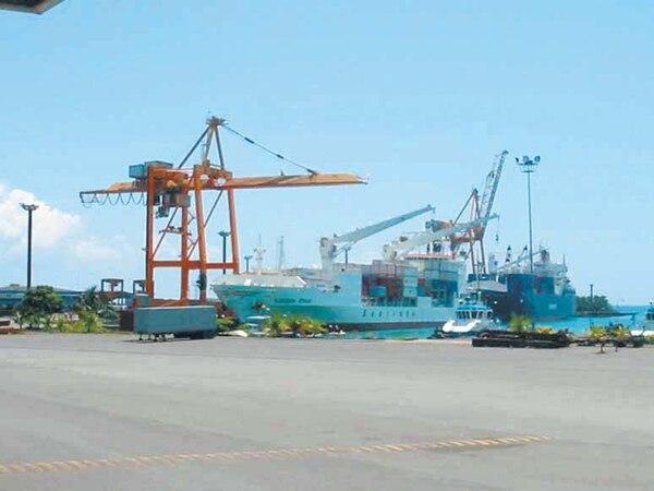 La nueva terminal de contenedores de Moín inauguraría su primera fase en el 2016.