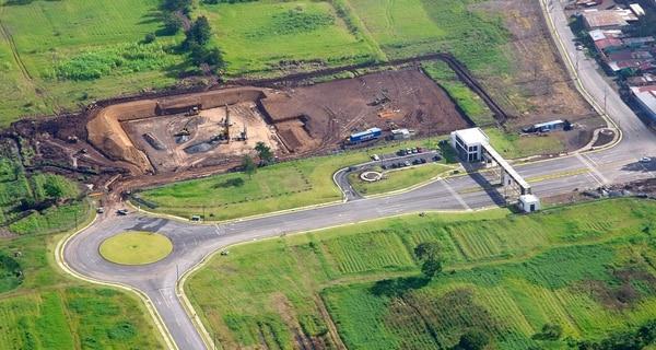 La Lima Corporate Center se ubica en Cartago y estaría listo para entregar en diciembre.