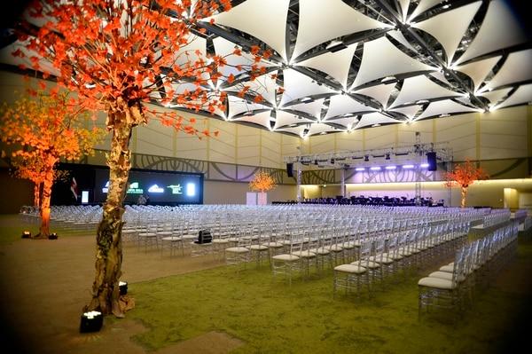 El Centro de Convenciones de Costa Rica, que fue inaugurado el presente año, es uno de los elementos con los que el país pretende atraer más turistas de reuniones. (Foto: Diana Méndez).