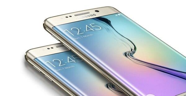 Los Galaxy Note 5 y Edge 6 Plus fueron los productos insignias de Samsung en el 2015.