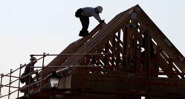 El ritmo de inicio de obras en la construcción de viviendas ha disminuido a partir de noviembre, cuando alcanzó su nivel más alto desde el 2008.