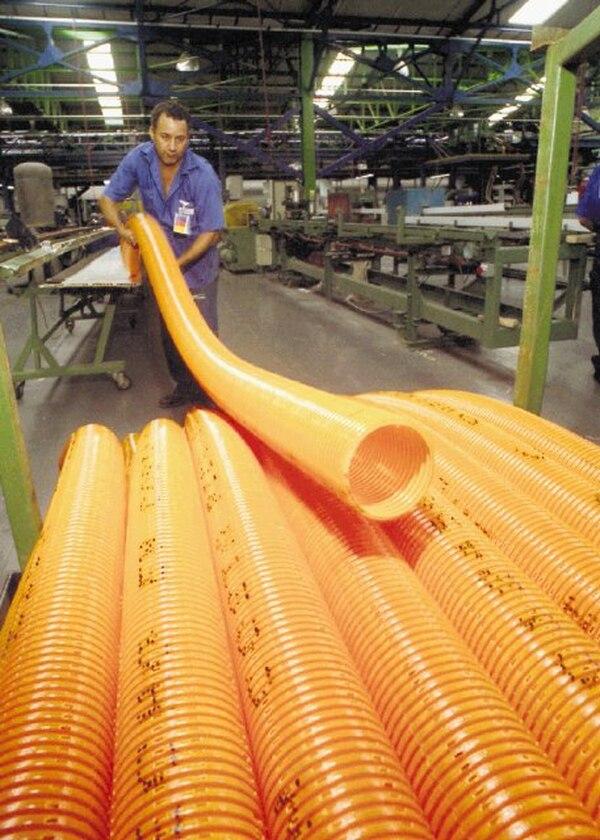 PVC, un plástico incómodo de reciclar - 1