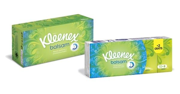 La empresa es la fabricante de los pañuelos desechable Kleenex