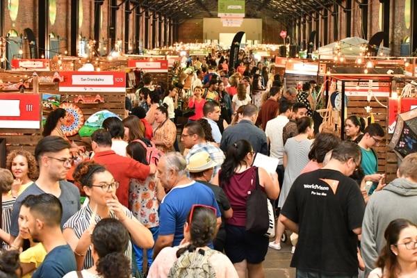 Este año la sede de la Feria será la Antigua Fábrica de Licores. (Foto cortesía Ministerio de Cultura)