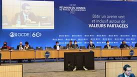 La OCDE confirma acuerdo de 136 países para un impuesto mundial a las multinacionales del 15%