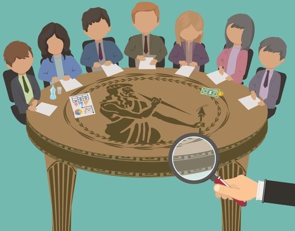 El Consejo de Gobierno nombra a los directivos de las juntas de los bancos estatales por periodos de ocho años.