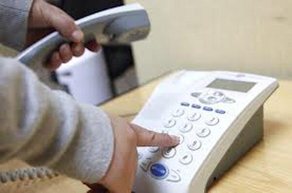 La telefonía fija tradicional sigue siendo un monopolio