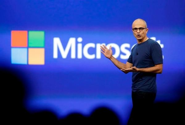Satya Nadella, máximo responsable ejecutivo de Microsoft,