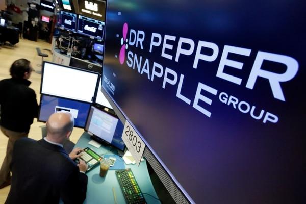 Keurig compra Dr Pepper