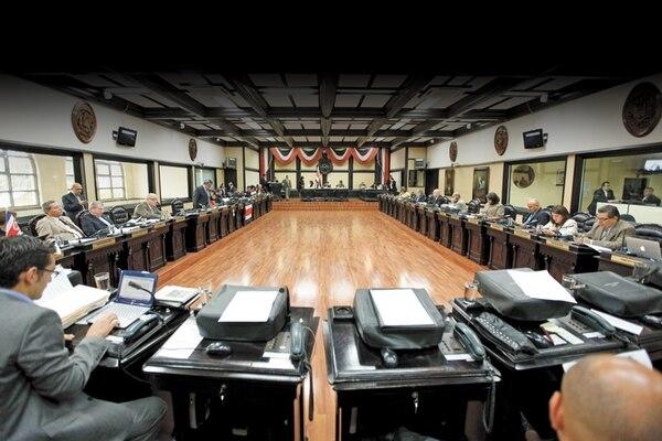 La mayoría de diputados dejan las curules el viernes 20 de diciembre y regresan hasta el martes 4 de febrero.