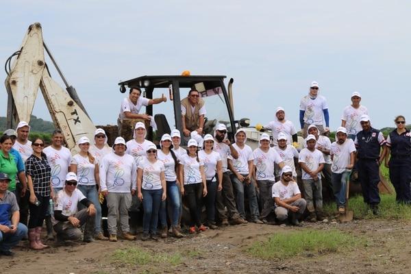 La compañía alcanzó 2.997 horas de voluntariado con la participación de 743 colaboradores.