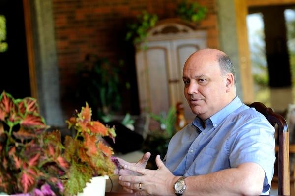 """Rodolfo Piza: """"No creo en paquetes fiscales para solucionar el déficit"""""""