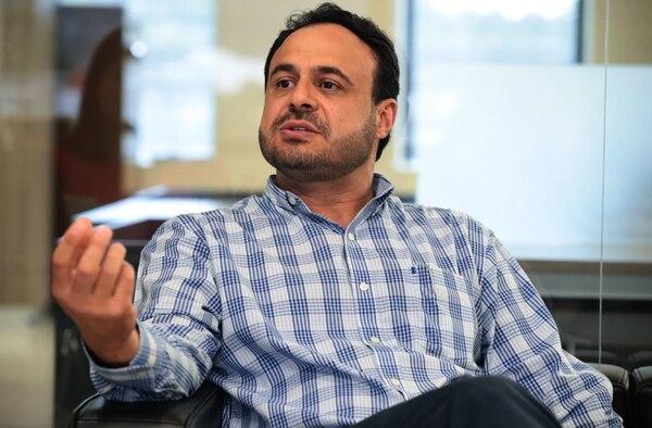Daniel Coto es el director regional de Multimedios. (Foto: Graciela Solís).