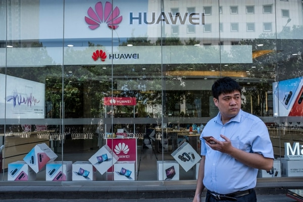 En 2018 Huawei vendió 206 millones de teléfonos, la mitad en China. (Foto archivo GN)