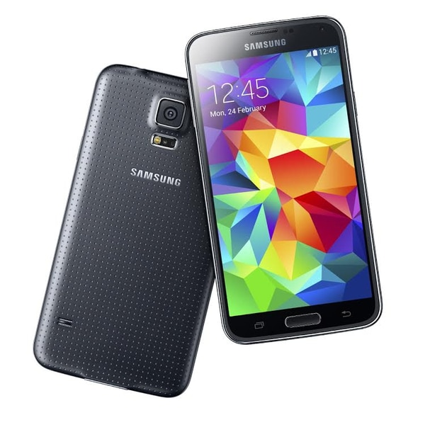 Así lucirá el Galaxy S5 de Samsung.