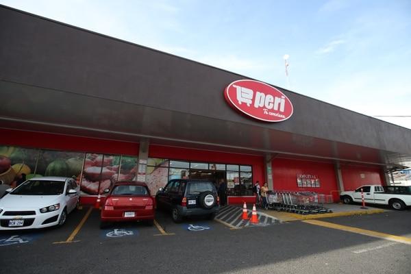 19/07/2018. Tibas. Wallmart anuncia compra de Perimercados (Moravia), SuperCompro y Saretto. Fotografia: Graciela Solis