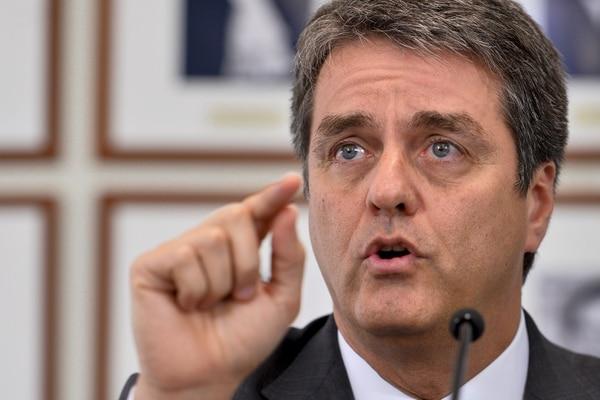 Azevedo dará su discurso inaugural frente al Consejo General de la OMC el 9 de setiembre próximo.
