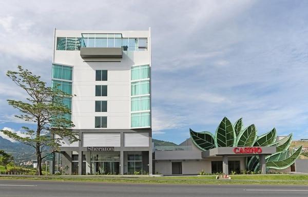El casino del hotel Sheraton San José, ubicado contiguo a Multiplaza Escazú, opera desde hace 15 días.