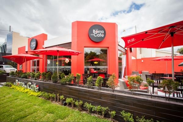 En este momento la Borra del Café tiene 15 sucursales en México, y el primer país donde busca llegar en Centroamérica es Costa Rica.
