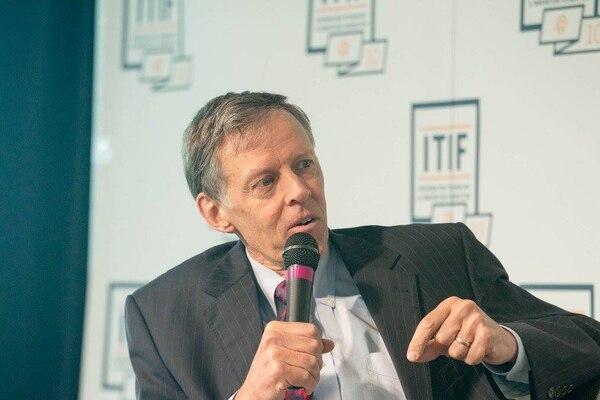Robert Atkinson, presidente del ITIF, será el conferencista que cerrará el primer día del Foro Mundial de Tecnología de Información (WITFOR 2016).
