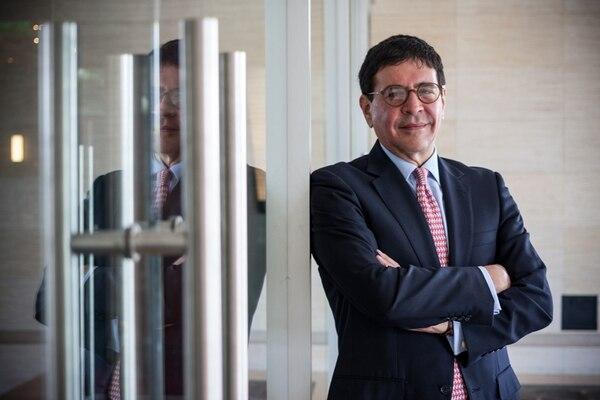 Allan Saborío es socio director de Deloitte. Fotografía de: Jeffrey Zamora.