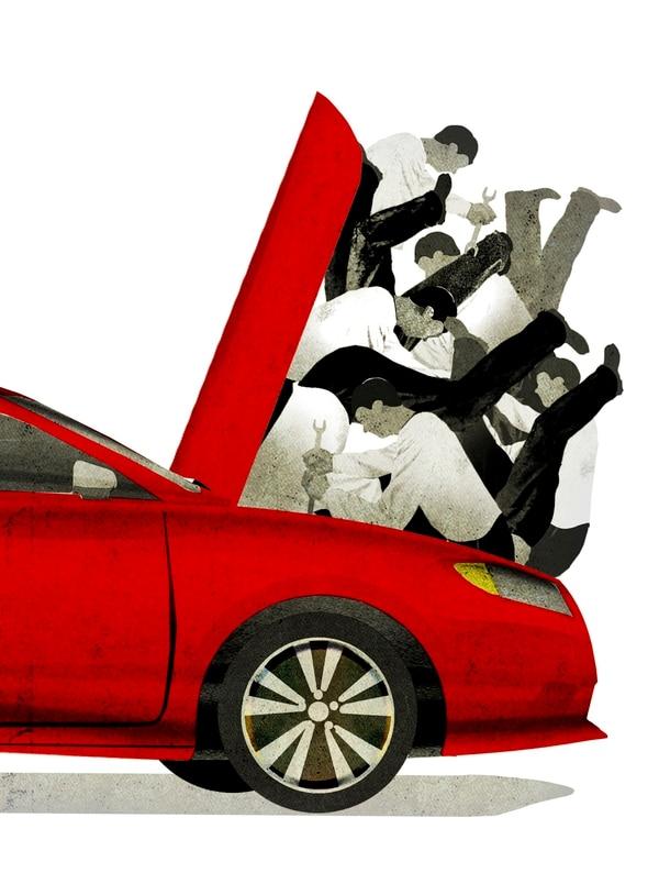 Un panel que reunió Nissan para examinar su gobierno corporativo dijo que el ex jefe ejecutivo Carlos Ghosn toleraba poca disconformidad de los consejeros o auditores. (Foto: Brian Stauffer/The New York Times)