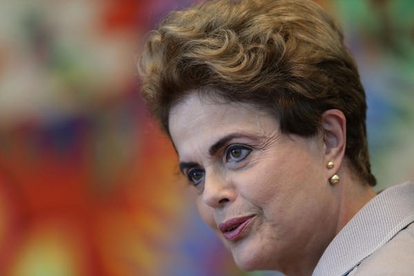 El gobierno de Rousseff inició su segundo mandato en 2015
