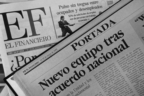 ... total de ediciones que ha publicado El Financiero desde que circuló por primera vez, en marzo de 1995.