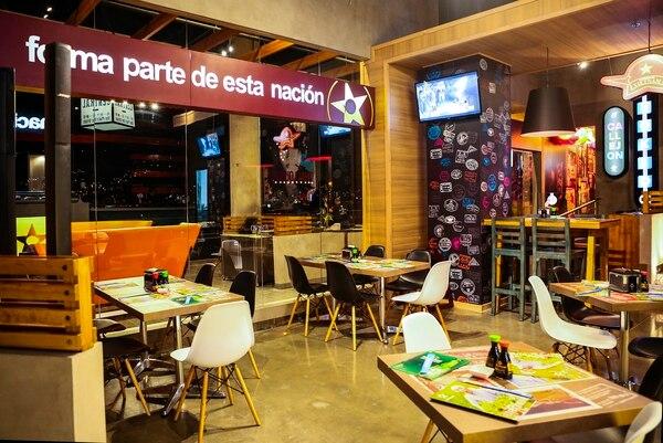 La oferta del restaurante es cocina milenaria de China, Japón, Vietnam y Tailandia.