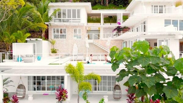 Instalaciones del nuevo spa de The Retreat, en el Monte del Aguacate en Atenas. Foto: Cortesía para EF