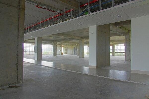 Inmobiliaria Contempo y sus inversionistas pagaron $65 millones para crear El Tobogán, edificio que consume 40% menos de energía.