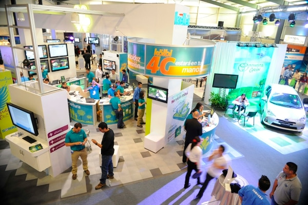 Expotelecom se realiza en el país desde el 2009.