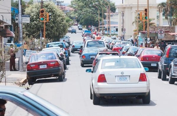 Las pólizas de automóviles están entre las que presentan desaceleración.