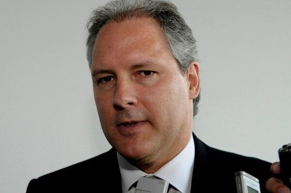 Alberto Raven fue reelegido como presidente de la Junta Directiva del Banco de Costa Rica.