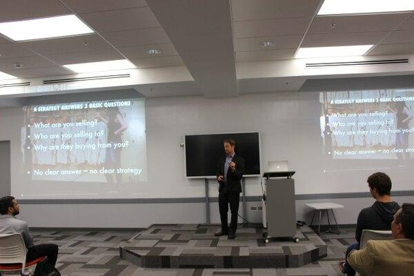 Brian Reale, CEO y Fundador de ProcessMaker ofreció una charla durante el Demo Day del Founder Institute. Reale es uno de los más activos mentores a nivel mundial y es fundador de varias compañías en tecnología.