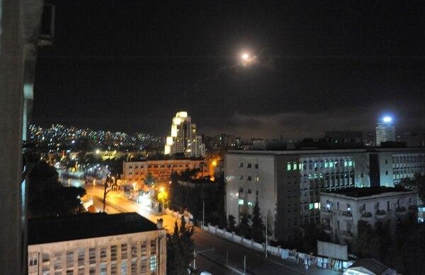 El pasado mes de abril envió ataques a la ciudad de Damasco como respuesta a un ataque químico en la ciudad.