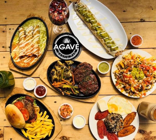 Los propietarios planean convertir el negocio en una franquicia. (Foto: Agave Gastro Pub para EF).