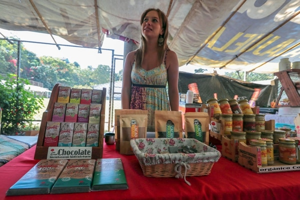 Tierra Gourmet es una chocolatería familiar y artesanal. (Foto: Alonso Tenorio).