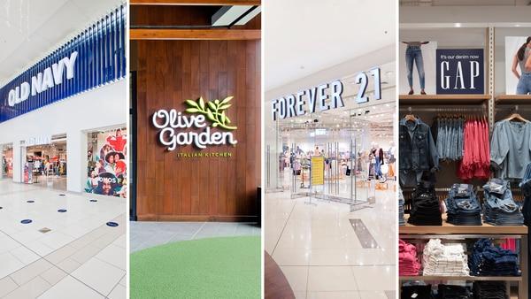 AR Holdings inauguró el año pasado en Costa Rica, una tienda Banana Republic, cuatro de la marca Old Navy, dos de Gap, dos restaurantes Olive Garden, una de Crate and Barrel y tres de Saprissa. Fotografía: Cortesía AR Holdings.