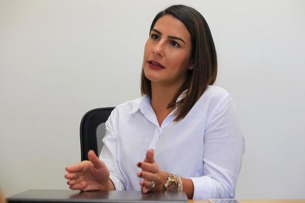 Lucía Rojas, Gerente de Mercadeo de City Mall. Foto: Rafael Pacheco