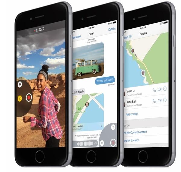 Esta es la segunda reparación del nuevo sistema operativo que realiza Apple.