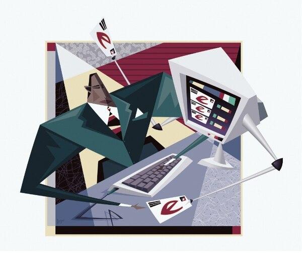 Llenar el sitio web con anuncios y ofertas puede hacer que sus clientes salgan corriendo y no compren.