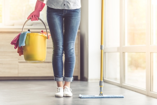 Hasta 18 millones de personas se dedican al trabajo doméstico, de las cuales 93% son mujeres, según la Comisión Económica para América Latina y El Caribe (CEPAL). Foto Shuttershock
